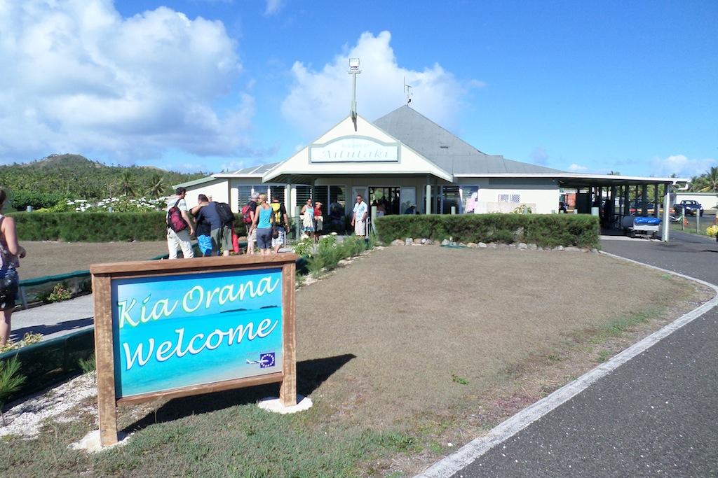 Flug Nach Cook Island