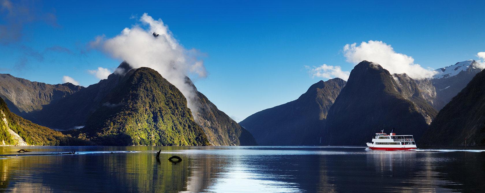 Reiseberichte Neuseeland